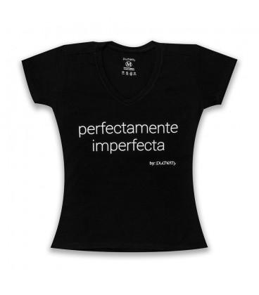Perfectamente Imperfecta Negro