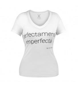 Perfectamente Imperfecta Blanco