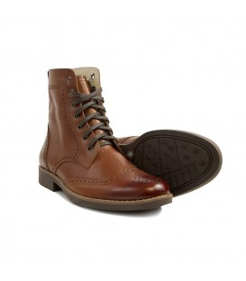 Bota Oxford Miel